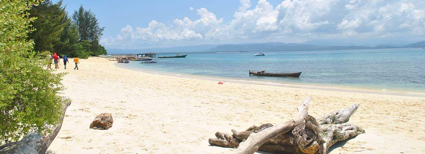 Tempat Wisata Jababeka Morotai