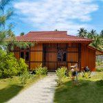 Menginap di Pulau Morotai? D'Aloha Resort Jadi Pilihan yang Tepat!